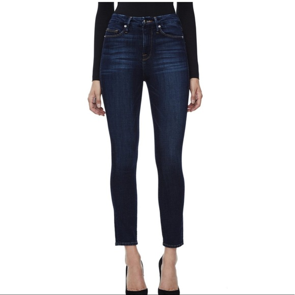 Good American Denim - Good American Size 2/25 Good Legs Skinny Jean 089